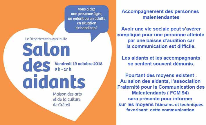 Salon des Aidants 2018